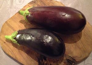 aubergine cuisson